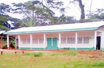 2015 - Construction d'un batiment de 2 salles de classe à Bakoubiam par Doumaitang