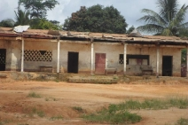 2014 - Réhabilitation de salles de classe à Yokadouma